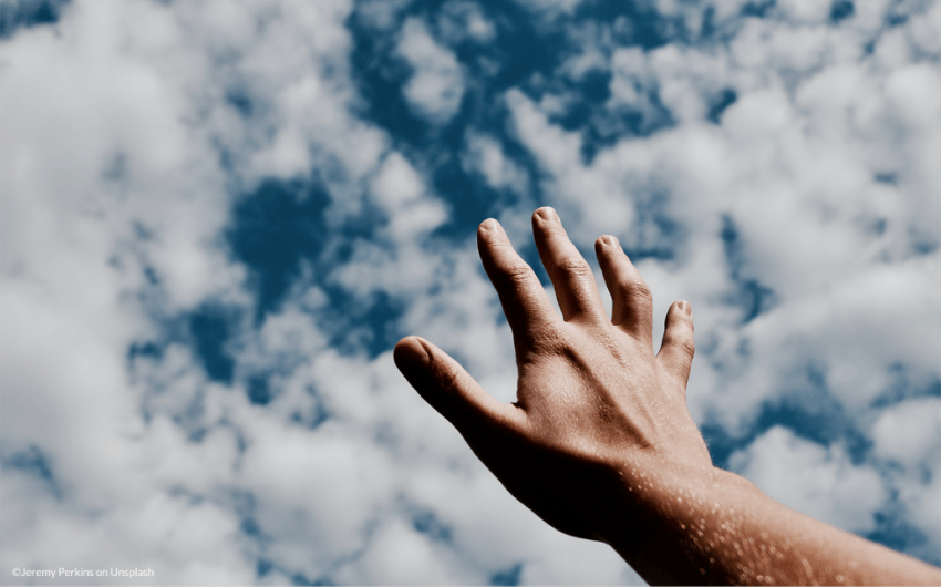 Die Fünf-Finger-Formel für mehr AufMERKsamkeit