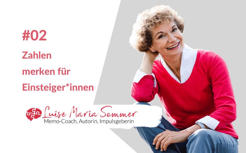 Gutes Zahlengedächtnis_Luise Maria Sommer