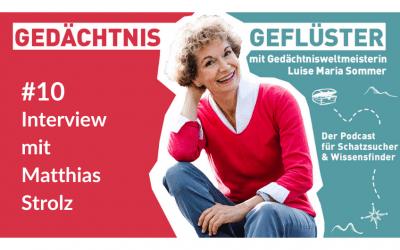 Podcast #10 – Im Gespräch mit Matthias Strolz