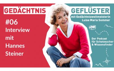 Podcast #06 – Im Gespräch mit Hannes Steiner (Story.One)