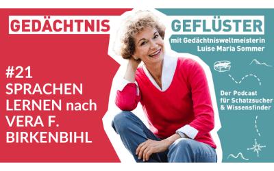 #21 Birkenbihl-Sprachlernmethode